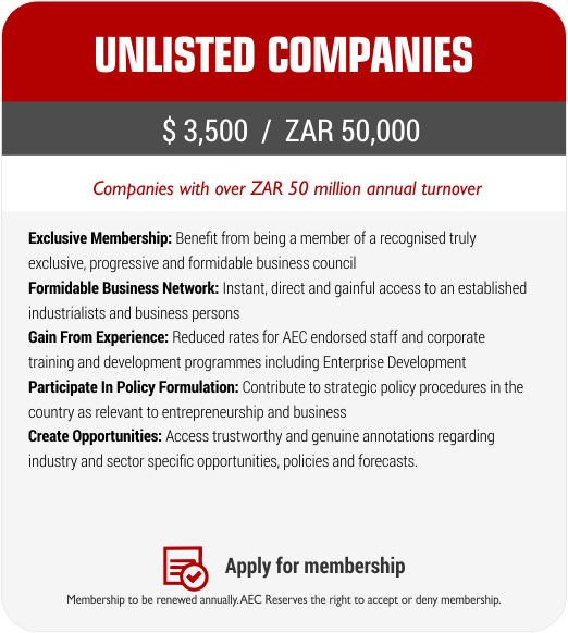 AEC-packages-Unlisted-Companies
